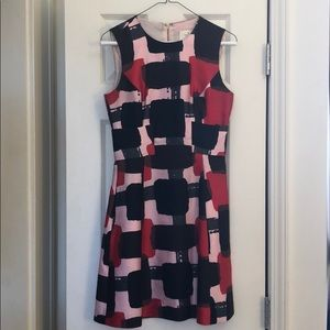 kate spade plaid mini dress size 2